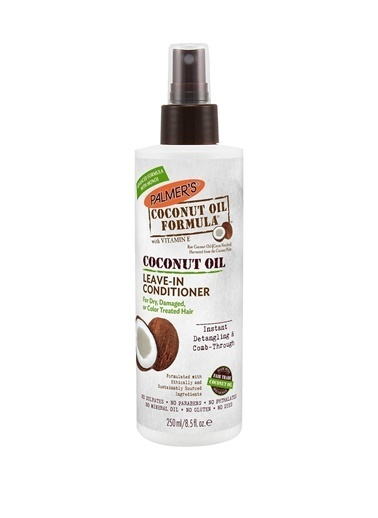 Palmers Palmer'S Coconut Oıl Formula Leave-In Conditioner  250Ml Renksiz